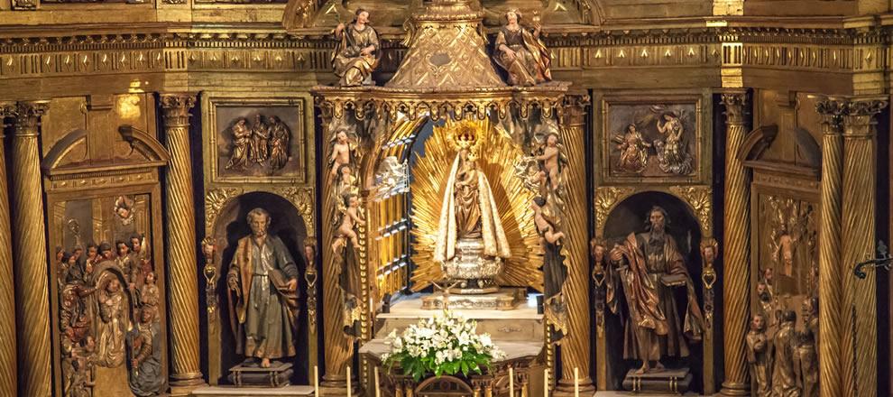 Basilica De La Encina Historia Tradicion